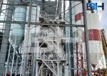 Large Scale Dry Mortar Plant , High Efficiency Dry Powder Blender Machine