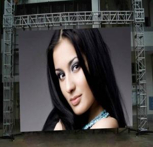 China Personalized outdoor signs, Full Colr Video Portable Outdoor Led Signs on sale