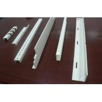 Anti Corrosion FRP Fiberglass , FRP Square Tube For Electrical Plastic Connector