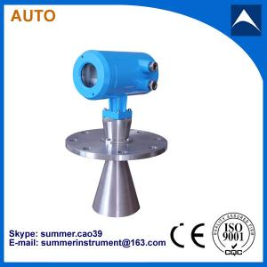 China Radar Water Tank Level Sensor, Water Level Meter Gauge Radar Level Meter on sale