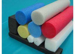 China High Speed EPE Foam Sheet Making Machine , PE Foam Tube Extrusion Line on sale