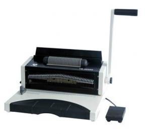 China Spiral coil binding machine on sale