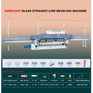 China glass beveled machine on sale