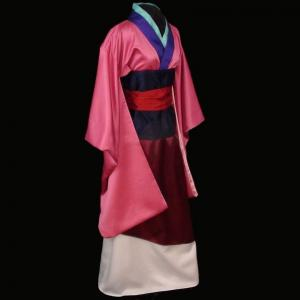 China Princess Dress Wholesale Custom Made Adult Asian Hua Mulan Princess Dress Costume Cosplay on sale