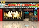 Mini 5D Movie Theater With Cabin / 9 Seats Digital Control  5d Cinema System