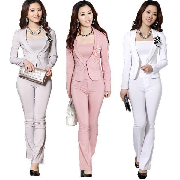 popular suits,professional blazer,suits for women pants,formal ...