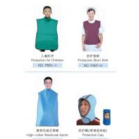 China 0.5mmPb Medical Sheilding Lead Apron Protective Apron With High Collar on sale