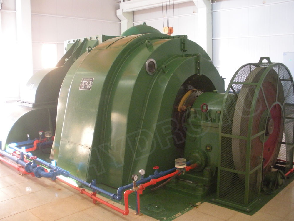 Generator Excitation System And Units Side Panel For Hydro