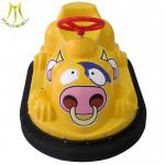 Hansel amusement park battery kids bumper cars electronic toys for sale