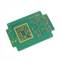 1 - 22 Layer HSAL Lead Free FR4 Double Sided PCB Board Min. Hole 0.25mm
