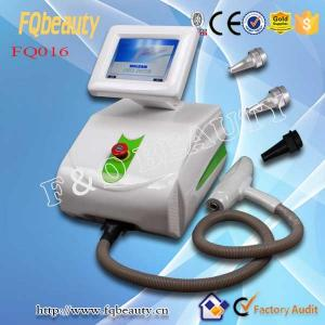 China 1064nm 532nm Electro-optical Q-switched ND YAG laser tattoo removal laser for sale FQ016 on sale
