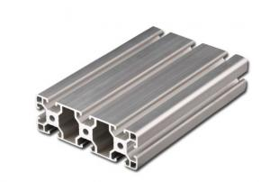 China Anodized Industrial Aluminum Profile / Structural Aluminum T-slot Industrial Aluminium Profile supplier