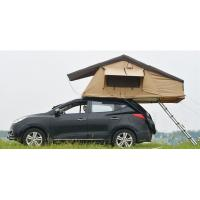 Trailer Mounted Rooftop Vehicle Tents Easy To Set Up And Take Down