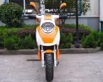 Single Cylinde Motor Powered Scooter 4 Stroke Air Cooled Automatic Clutch