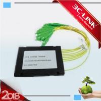 ABS type 12CH CWDM Mux Demux Module for WDM Systems 1270 - 1610 nm