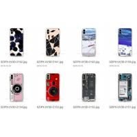 China Drop Cover TPU Phone Case Anti - Scratched Different Leather Patterns For Samsung S9 on sale