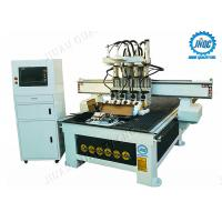China Factory Price Economic Automatic Tool Changer CNC Router For Sale With 4 Heads on sale