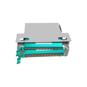 China 24 cord Optical fiber distribution frame on sale