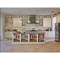 China MDF modern kitchen furniture cabinet China wholesale on sale