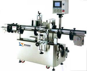 China Round Bottle Positioning Industrial Labeling Machine, Automatic Labelling Equipment on sale
