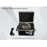 Digital Ultrasonic Inkjet Head Cleaner Safety With Overheating Protection Circuit