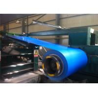 Heat Resistance PPGL Color Steel Coil Cold Rolled , Zinc Coated Steel Sheet