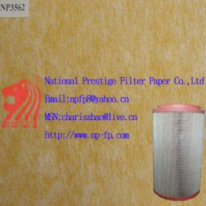 China Compound air filter paper for heavy automotive on sale