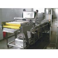 Hair Removal Mushroom Processing Machine For Canned Vegetable Production Line