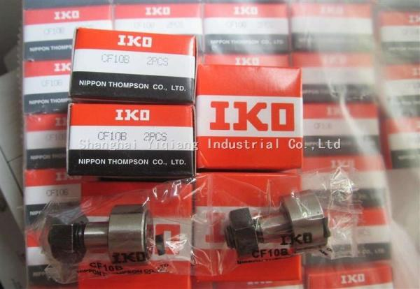6 mm Stud Dia Smith Bearing Company MCR-16-S Crowned Cam Follower Crowned 16 mm Roller Dia 16 mm Stud Length 6 mm Roller Width