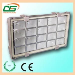 China 10000lm Explosion Proof 100w Gas Station LED Canopy Light UL RoHS With IP66 Cree LED on sale