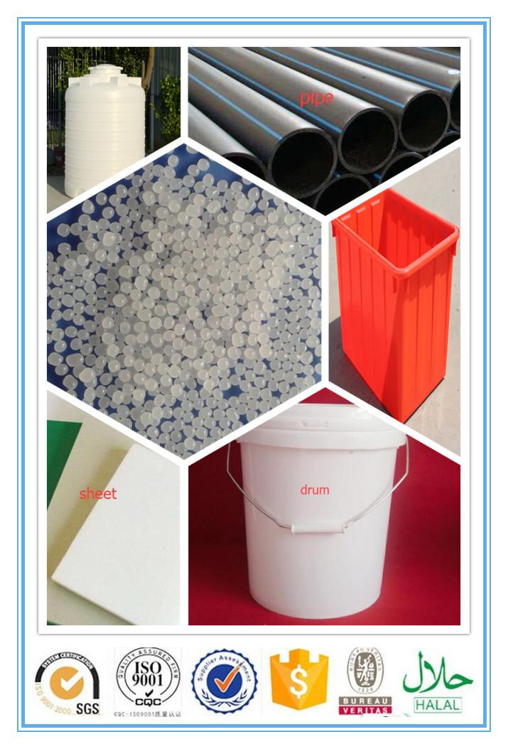 High quality assurance virgin HDPE granules /pellets