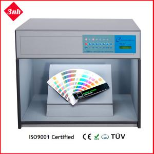 China 60cm tubes color light box with D65/TL84/UV/F/CWF/TL83 light sources P60(6) on sale