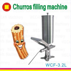 China High quality  commercila  Manual churros filler machine for sale on sale