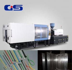 China Industrial Plastic Cable Tie Making Machine , Low Pressure Injection Molding Machine on sale