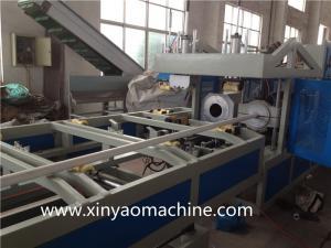 China Водяное охлаждение машины Belling гидровлической пластичной трубы OEM автоматическое on sale
