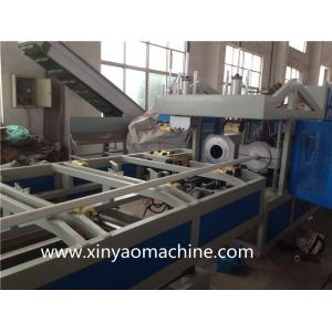 China OEM Hydraulic Plastic Pipe Automatic Belling machine Water Cooling on sale