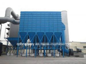 China Baghouse (bag filter) for Boiler Flue Gas Cleaning System(Filter Cartridge Dust Collector) on sale