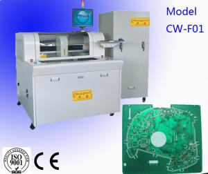 China Prototype PCB Routing Equipment CNC PCB Router Machine For PCB Assembly on sale