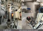 le nettoyage d'individu automatique filtre avec le grattoir de PTFE pour le liquide visqueux