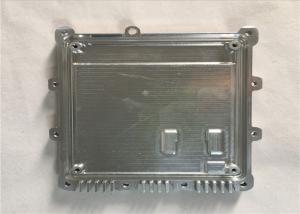 China OEM Aluminum CNC Machining Service Black Anodized Surface Customizd Color on sale
