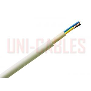 China NYM J MultiStrand Wire PVC Electrical Cable Sheathed RM Construction For Internal Wiring on sale