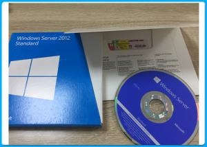 Quality R2 Windows Server 2012 Retail Box Genuine Windows Server 2012 Datacenter License for sale