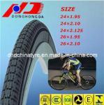 Nuevo diseño 20X1.95 del modelo para viajar al neumático de la bicicleta