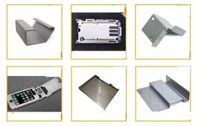 China Long Lifespan Stainless Steel Laser Cutting Service With Simple Single Dies Mould on sale