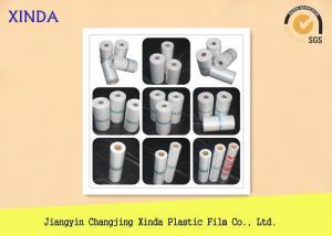 China La bolsa de plástico del HDPE en la impresión material reciclada los rollos modificó el logotipo y las ilustraciones para requisitos particulares on sale