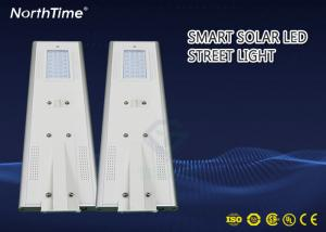 China Government Projects 65W Panel LED Solar Street Light 30W for Outdoor Garden Lighting on sale