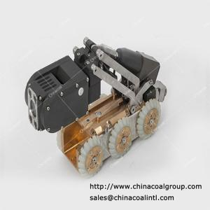 China 150-600mm Remote CCTV Camera Pipe Inspection Crawler on sale
