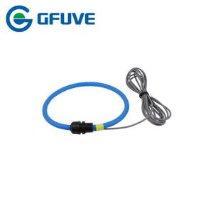 China 8MM WITH BNC CONNECTOR 3000A FLEXIBLE ROGOWSKI COIL AC CURRENT SENSOR FOR POWER QUALITY ANALYZER on sale