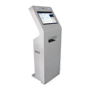 China 10 - Point PCAP Touch Screen Kiosk Systems High Definition 19 Inch For Airport / Hotel on sale