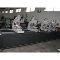 PVC Three Head Vertical Welding Machine for Window and Door